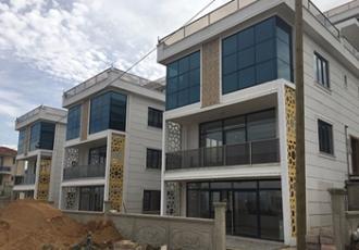 Yalova Ciftlikkoy 400m2 seaview new villa